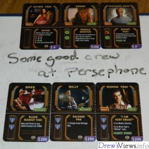 Persephone - Some Good Crew - DrewsViewsDOTinfo - Firefly The Game