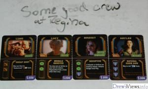Regina - Some Good Crew - DrewsViewsDOTinfo - Firefly The Game