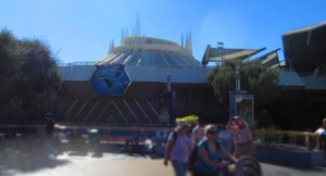 Captain Eo and Space Mountain