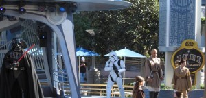 The Jedi Training Academy already maintains a Star Wars presence in Tomorrowland, which is great