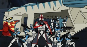 ARC Troopers ready for action