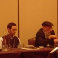 A panel at an AJS conference I attended