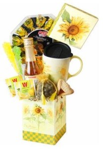 "Oh! Nuts ""Sunny Morning"" gift basket"