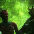 Darth Maul and Savage Oppress ready to stir up trouble