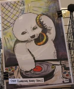 Stop Clubbing, Baby Seals
